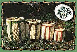 Pete Rickard Handmade Pack Basket AA113